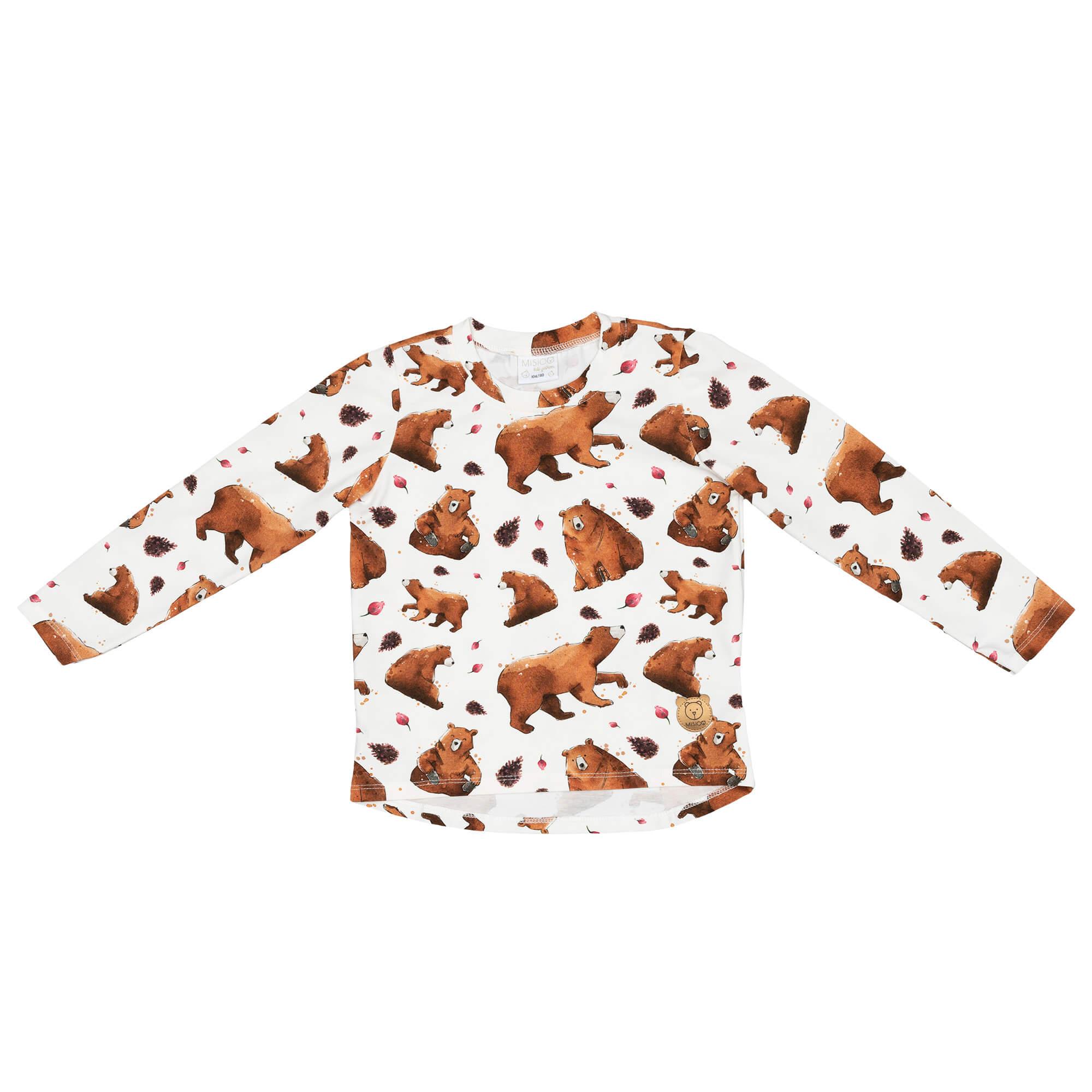 Langarmshirt T-Shirt