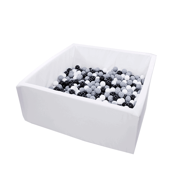 Bällebad Active - Weiss