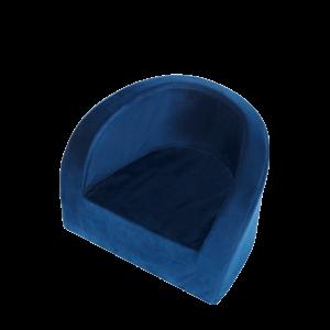 Sitz – Velvet, Marineblau