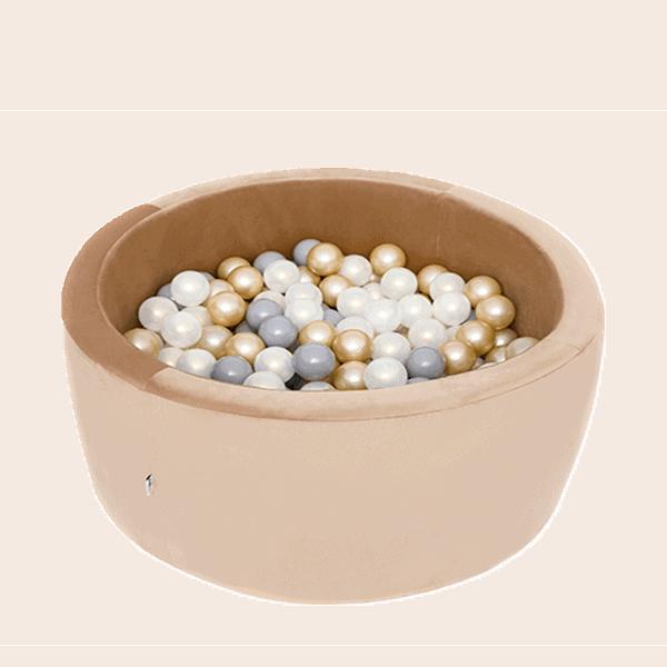 baellebad velvet gold