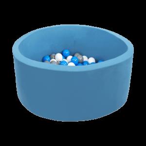 Bällebad Smart - 90x30, Blau