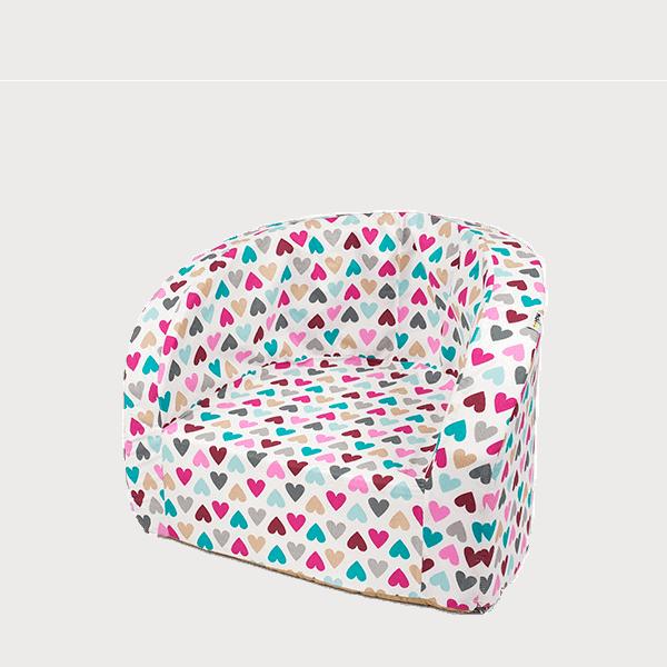 Sitz – Smart, Bunte Herzen
