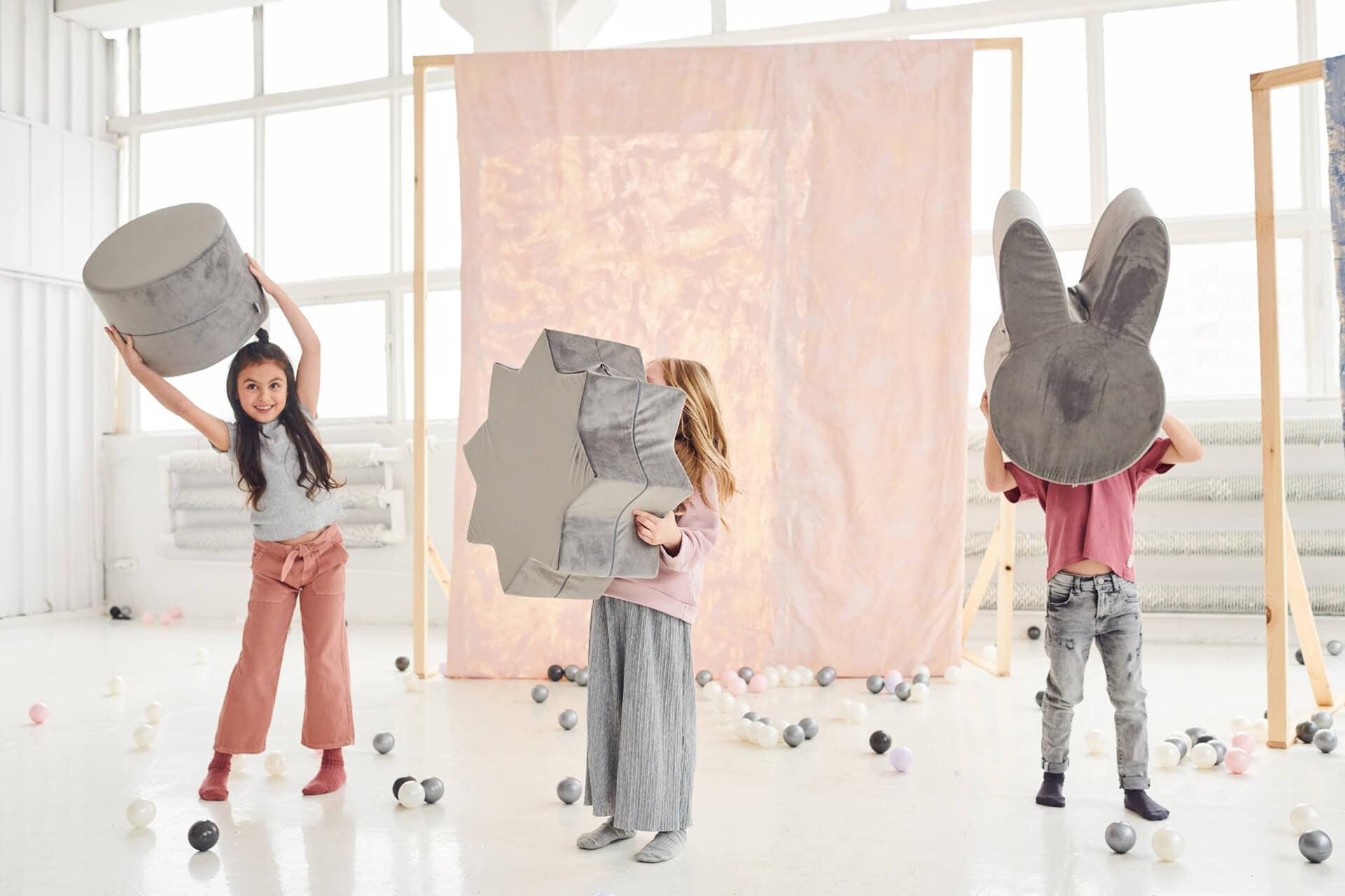 Ideen für Bewegungsspiele für Kinder