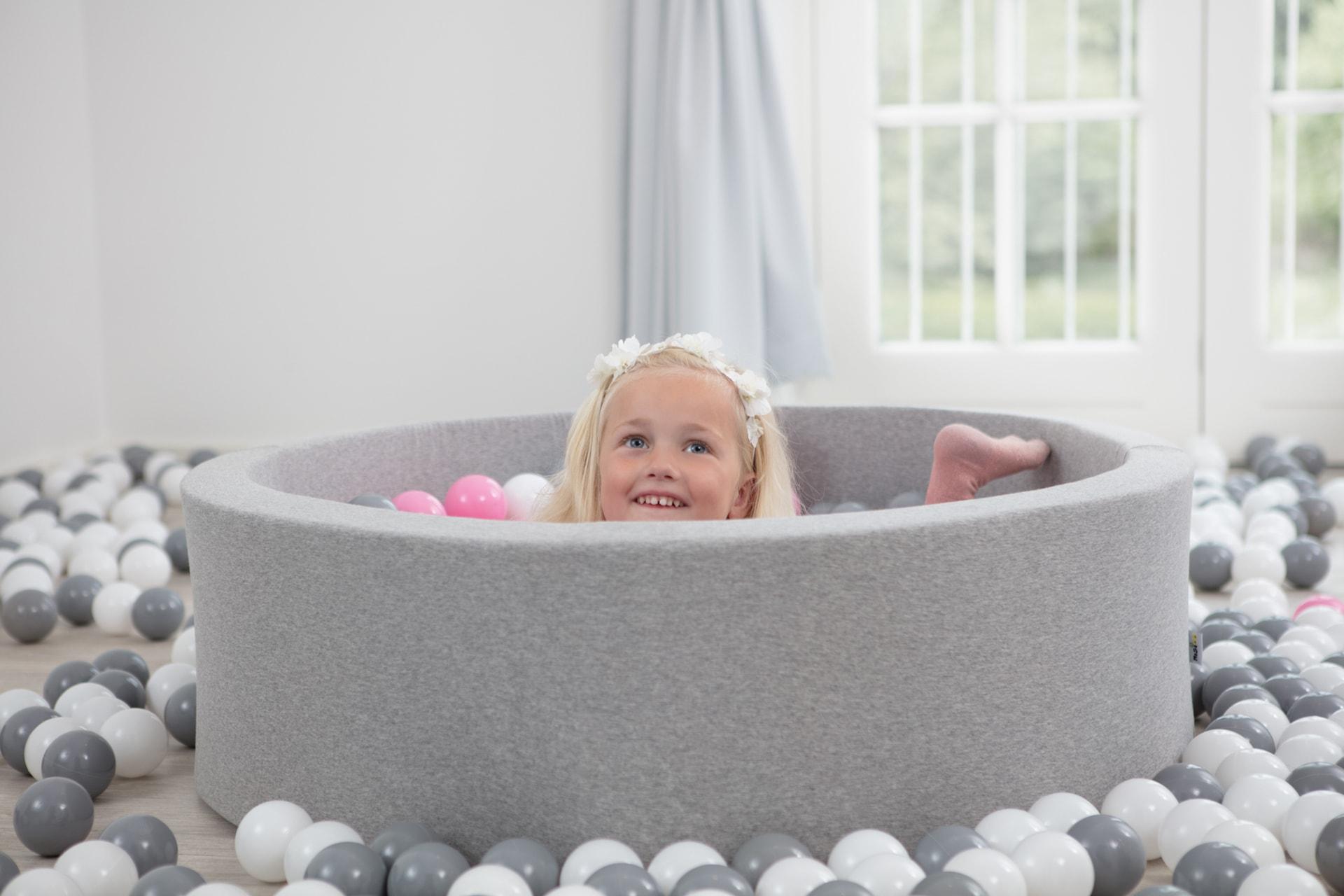 rund bällebad für baby