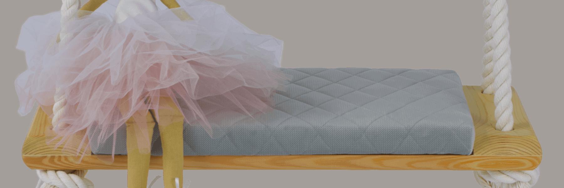 Schaukel Comfort+ – Pink, Naturel