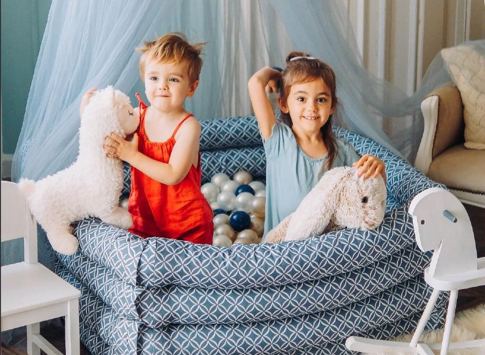 bällebad baby - kollektionen comfort+