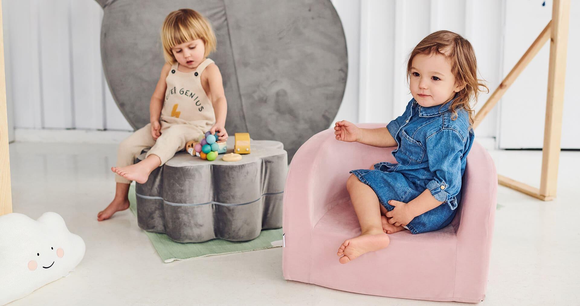 Welchen Sessel soll ich für das Kinderzimmer wählen?