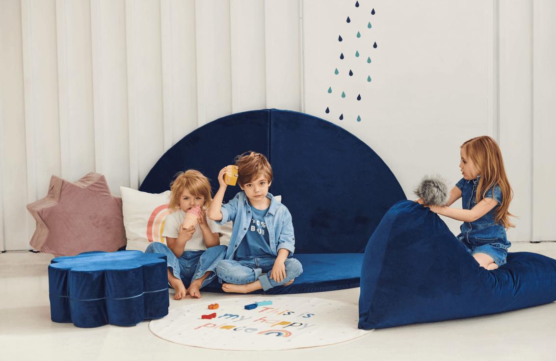 Matte für ein Kinderzimmer – welche Farbe und Form sollten Sie wählen?