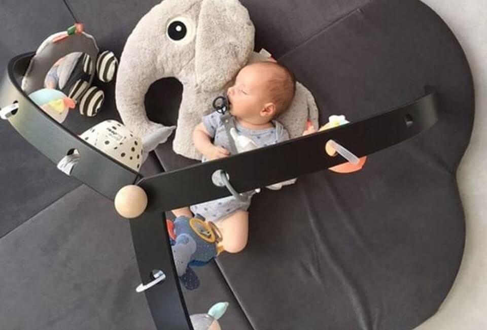 Spielmatten verwandeln das Kinderzimmer in ein Spielparadies