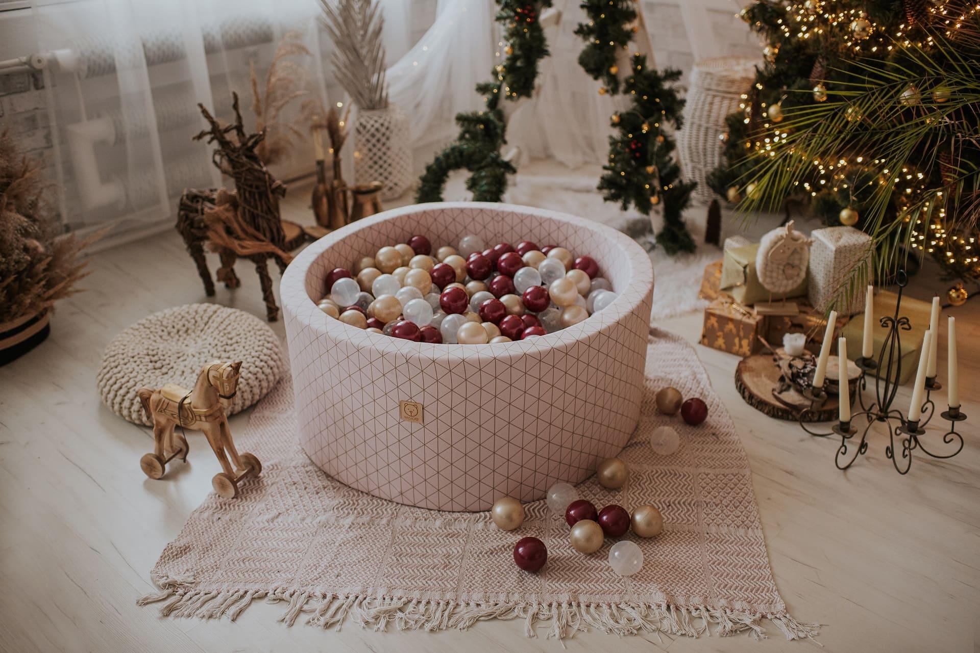 5 Vorschläge für Spielzeug für ein Kind zu Weihnachten