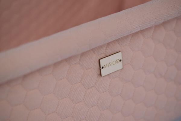 Vorderseite - Schaukelwiege Pink