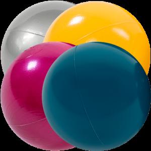 Bälle - verschiedene Farben
